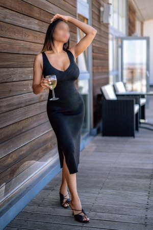 Brunislawa milf independent escort