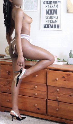 Liouba incall escorts